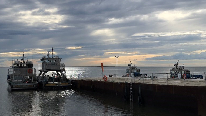 Coast Guard Kicks Off Arctic Technology Evaluation 2018