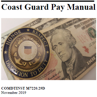 cover of the pay manual