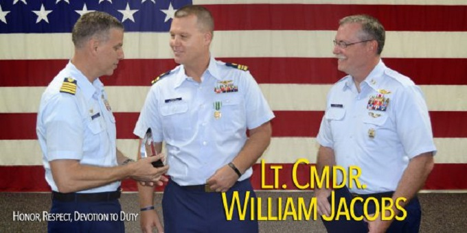 LCDR William Jacobs