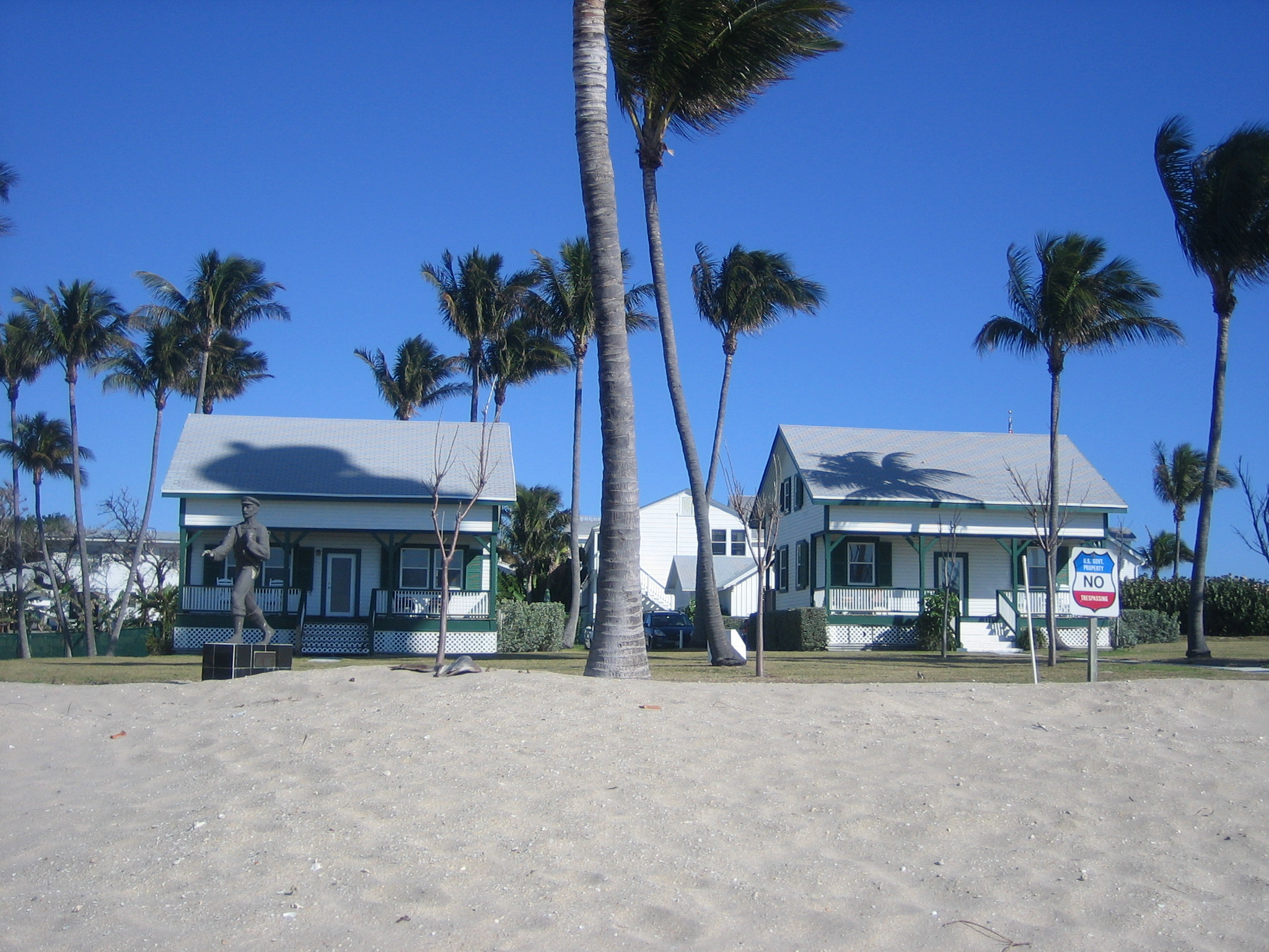 coast guard lodging
