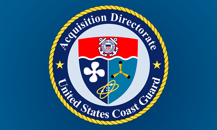 CG-9 Acquisitions Directorate logo