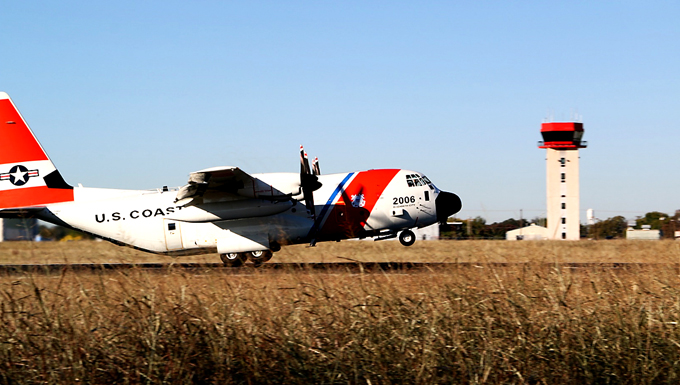 Coast Guard's newest Minotaur retrofitted HC-130J
