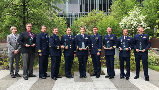 Coast Guard Recognizes Innovation With Annual Awards