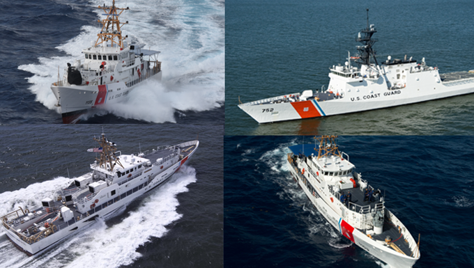 Coast Guard Acquisition Directorate celebrates Women's Equality Day