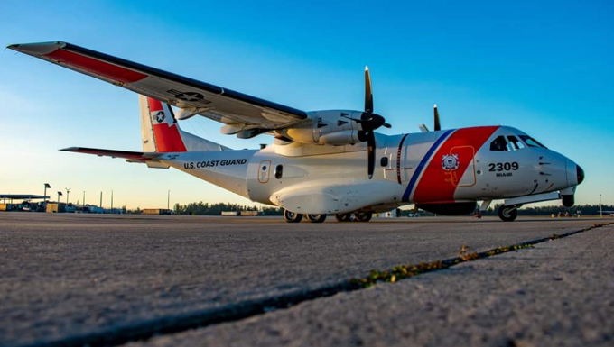Coast Guard delivers 10th Minotaur-missionized HC-144 to fleet