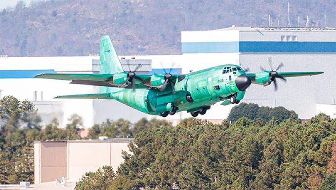 HC-130J