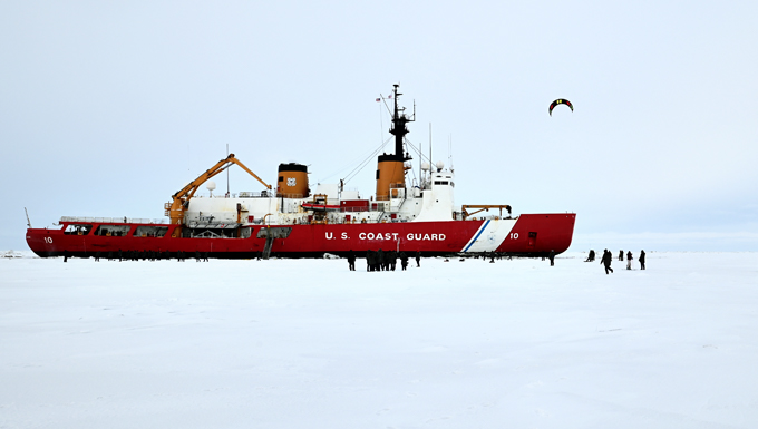 Coast Guard awards task order for Polar Star service life extension contract