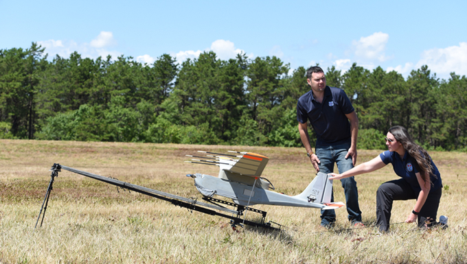 Coast Guard RDC evaluates Beyond Visual Line of Sight technology for UAS