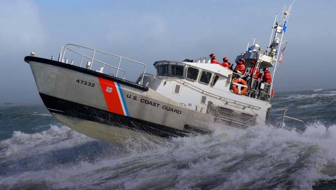 Coast Guard inducts five motor lifeboats into Service Life Extension Program