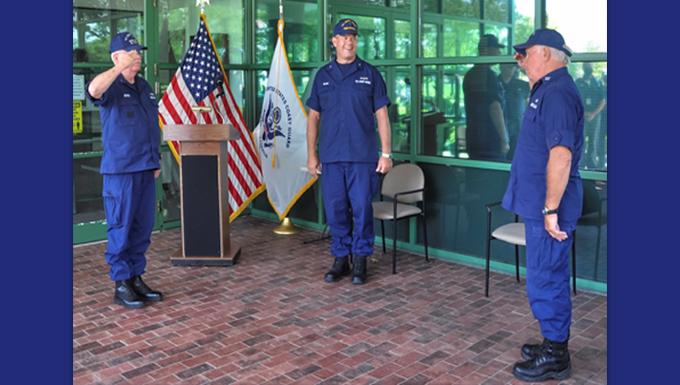 Coast Guard Auxiliary