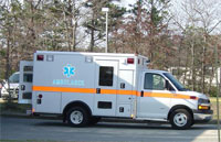 Emergency On Base - Ambulance