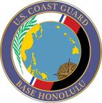US Coast Guard Base Honolulu Seal