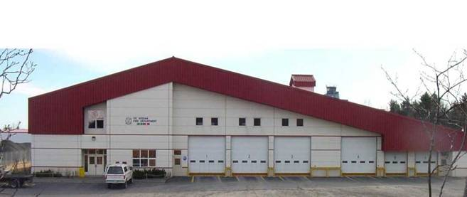 Coast Guard Fire Department - Base Kodiak