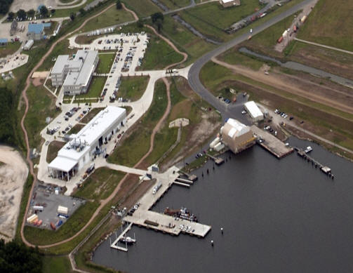 Photo of USCG Base New Orleans