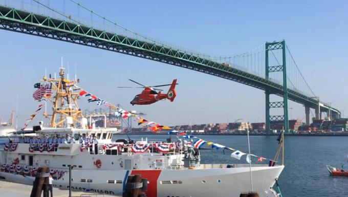 Coast Guard Commissions 29th Fast Response Cutter