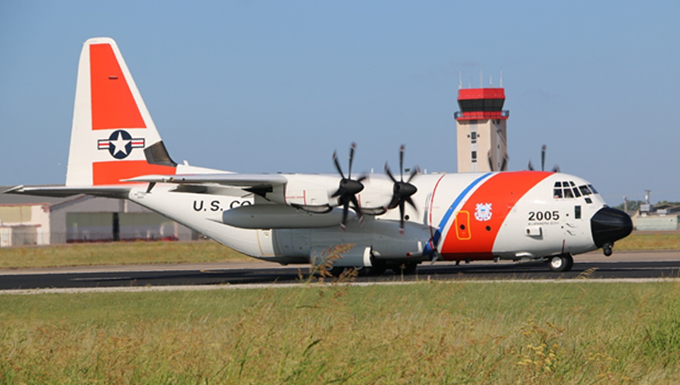 Coast Guard Awards HC-130J Minotaur Mission System Suite Retrofit Option