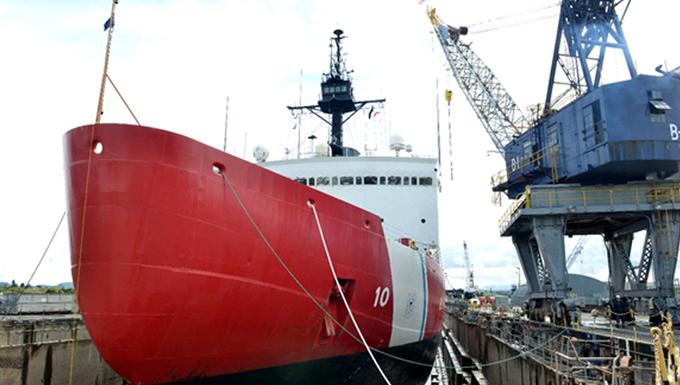 Coast Guard Releases Request For Information For Polar Star Service Life Extension Project