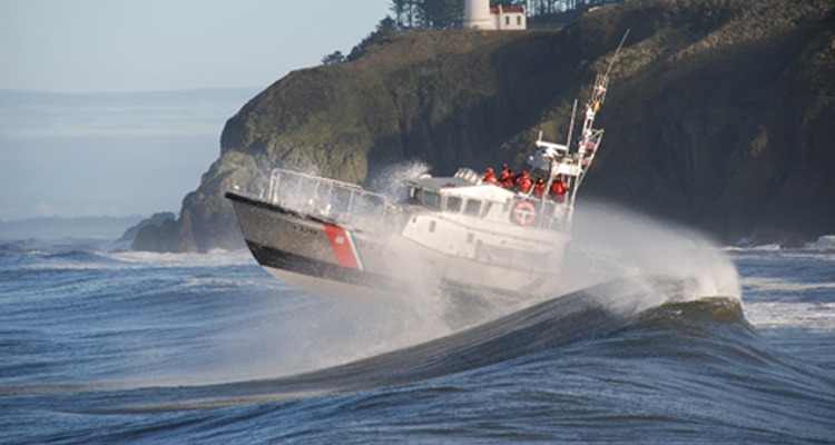 Coast Guard Awards Contract for 47-Foot Motor Lifeboat