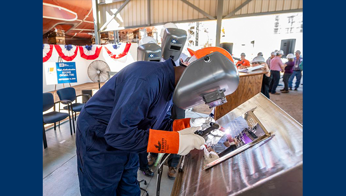 Keel Authenticated For Ninth National Security Cutter