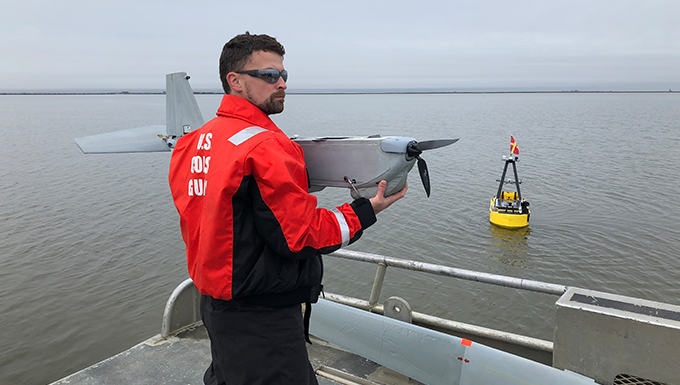 Arctic Technology Evaluation 2018 Focuses On Unmanned Technologies