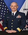Photo of Rear Admiral William G. Kelly