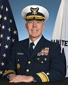 Photo of Rear Admiral Kevin E. Lunday