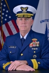 Photo of Rear Admiral Keith M. Smith