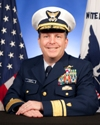 Photo of Rear Admiral Christopher Tomney