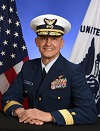 Photo of Rear Admiral Anthony J. Vogt