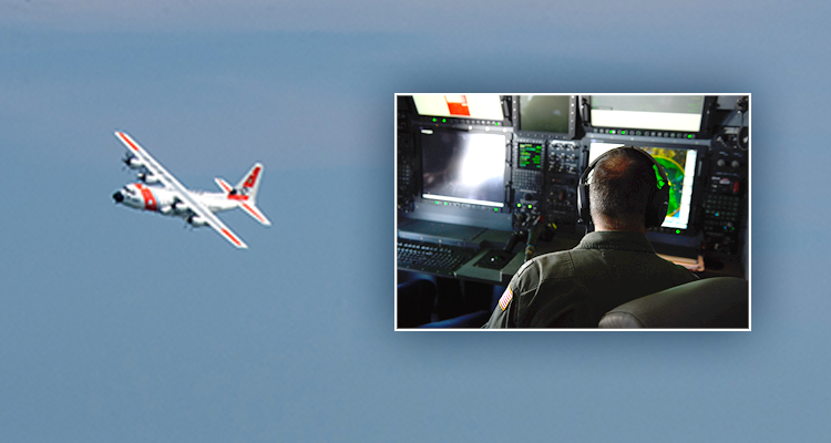 Coast Guard Exercises HC-130J Minotaur Installation Options