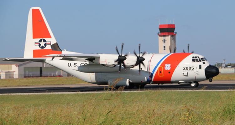 Coast Guard Awards HC-130J Minotaur Mission System Suite