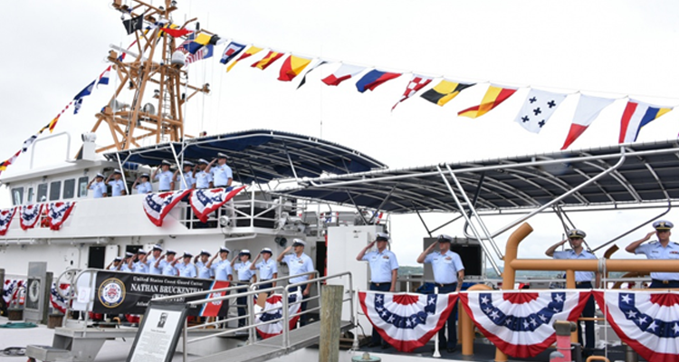 Coast Guard Commissions 28th Fast Response Cutter