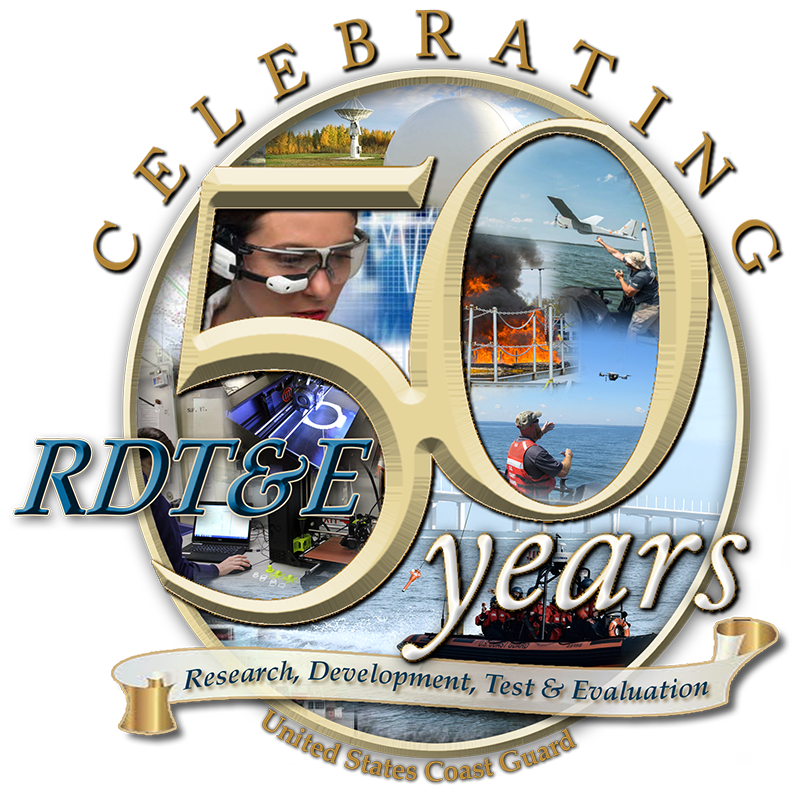 50th RDC Logo