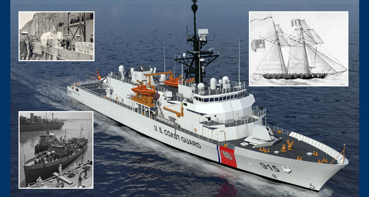 The offshore patrol cutter (OPC)