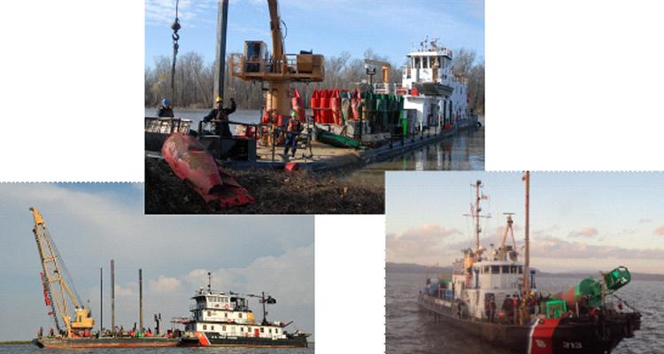 Waterways Commerce Cutter