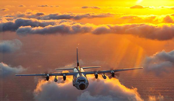 HC-130J Long Range Surveillance Aircraft